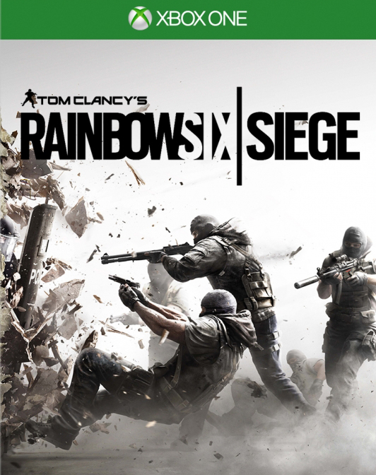 Tom Clancy's Rainbow Six: Siege (Осада) (Рус)
