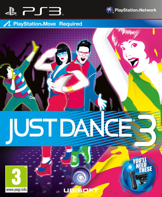 Just Dance 3 Special Edition (для PS Move)