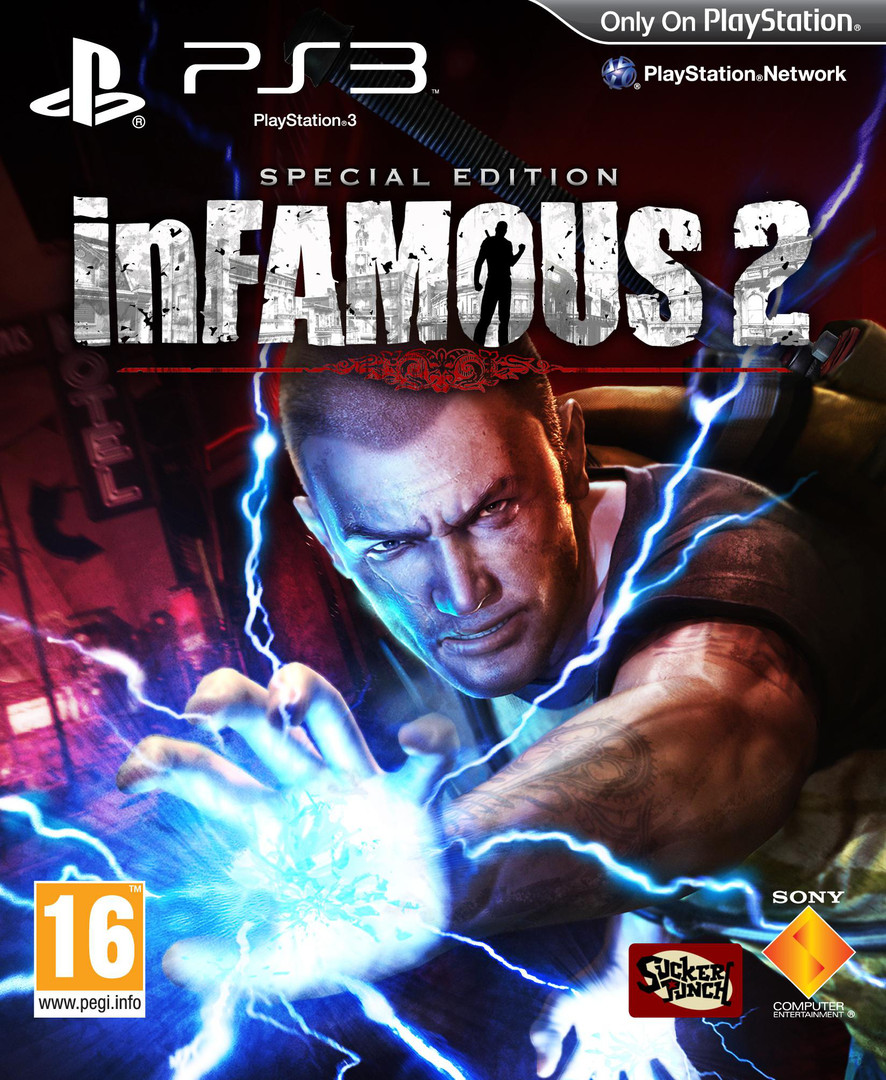 InFamous 2(Дурная Репутация 2) Special Edition(Рус)