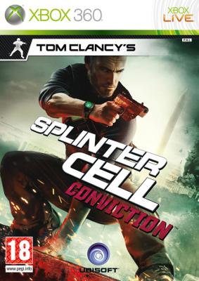 Tom Clancys Splinter Cell: Conviction (Рус)
