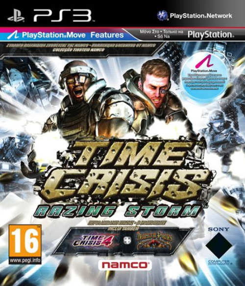 Time Crisis: Razing Storm (������������ PS Move)