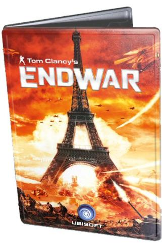 Tom Clancy's EndWar Steelbook Edition (Рус)