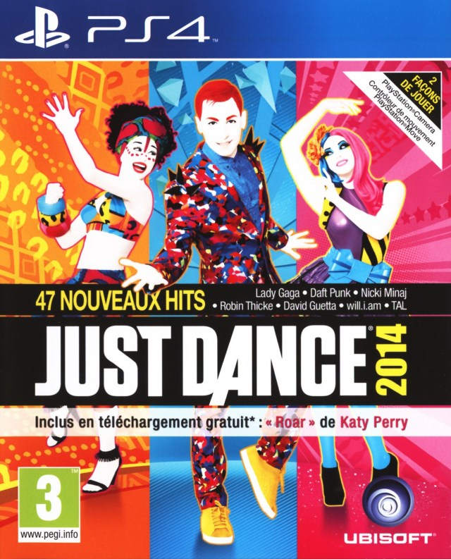 Just Dance 2014 (� ���������� PS Move)