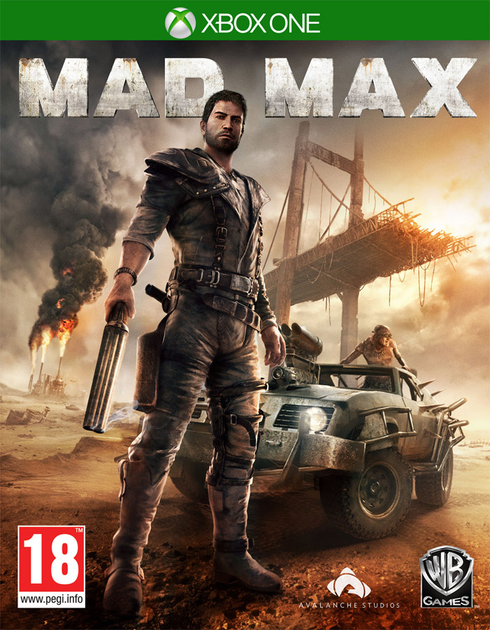 Mad Max (Рус)