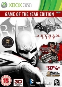 Batman: Arkham City Game Of The Year (Рус)