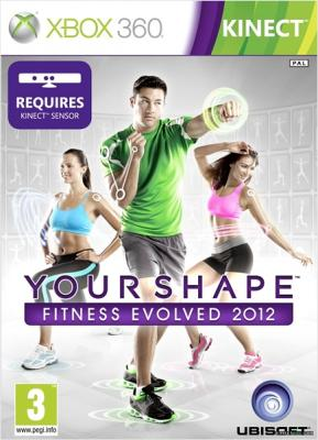 Your Shape: Fitness Evolved 2012 (для Kinect)