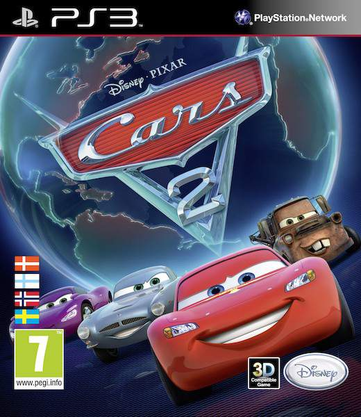 Тачки 2 (Disney/Pixar Cars 2: The Videogame)
