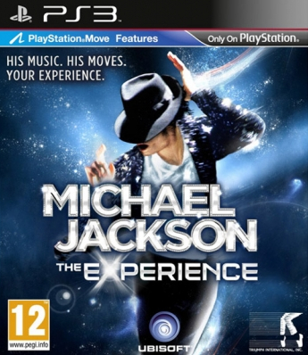Michael Jackson The Experience Special Edition (поддерживает PS Move) (Рус)