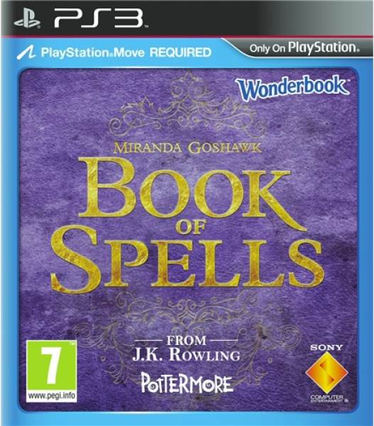 Wonderbook: Book of Spells (Книга Заклинаний)