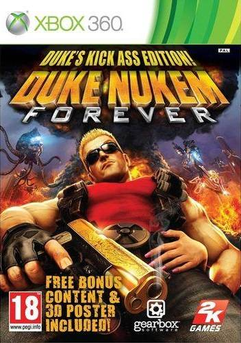Duke Nukem Forever: Kick Ass Edition