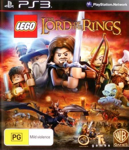 LEGO Lord of the Rings (Властелин Колец) (Рус)