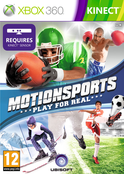 MotionSports: Play for Real (для Kinect)