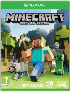 Minecraft Xbox One Edition (Рус)