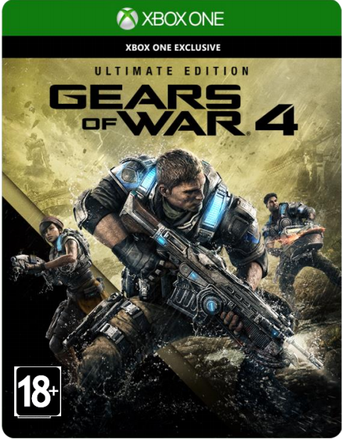 Gears Of War 4 Ultimate Edition (Рус)
