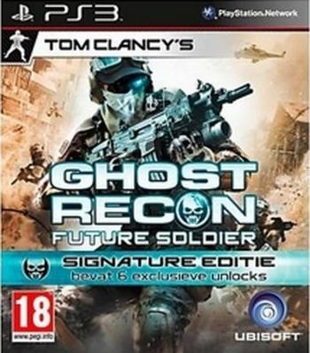 Tom Clancy's Ghost Recon: Future Soldier Singnature Edition (Рус)
