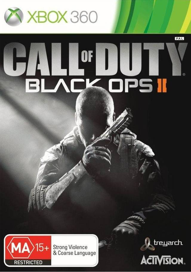 Call of Duty: Black Ops 2 (II) (Рус)