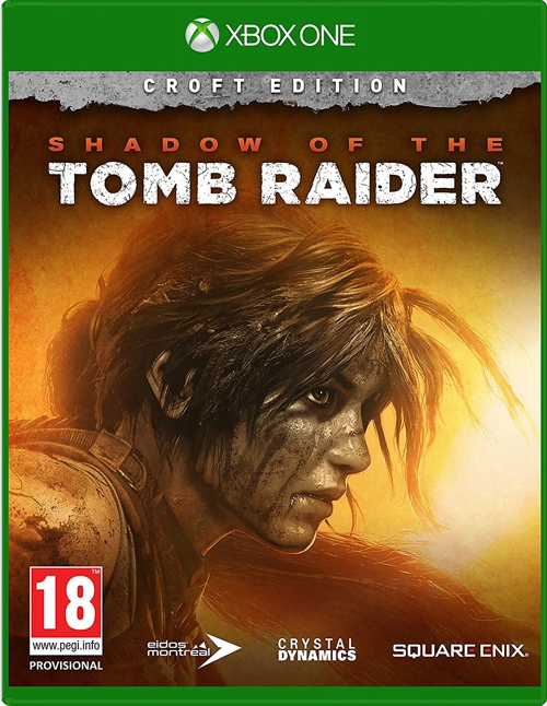 Shadow of the Tomb Raider Издание Croft  (Рус)