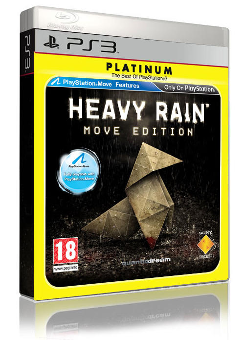 Heavy Rain Move Edition (поддерживает PS Move)
