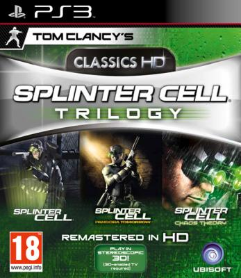Tom Clancys Splinter Cell Trilogy - Classics HD