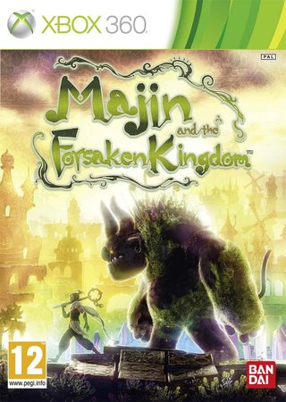 Majin and The Forsaken Kingdom (Рус)