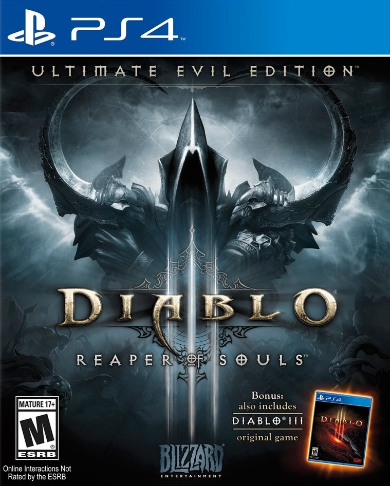 Diablo III (3): Ultimate Evil Edition (Рус)