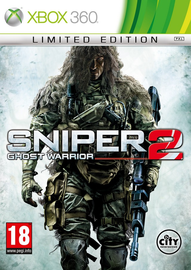 Sniper: Ghost Warrior 2 Limited Edition (Рус) ( Nordic Edition)