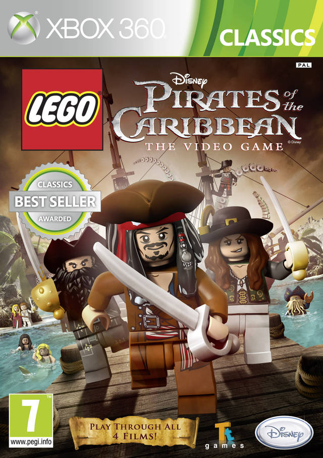 LEGO Pirates of the Caribbean (������ ���������� ����)