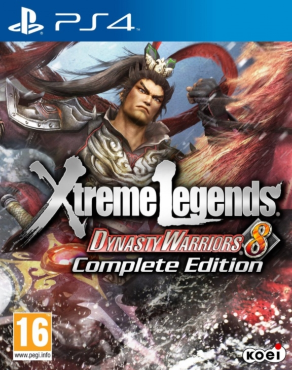 Dynasty Warriors 8 Xtreme Legends - Complete Edition