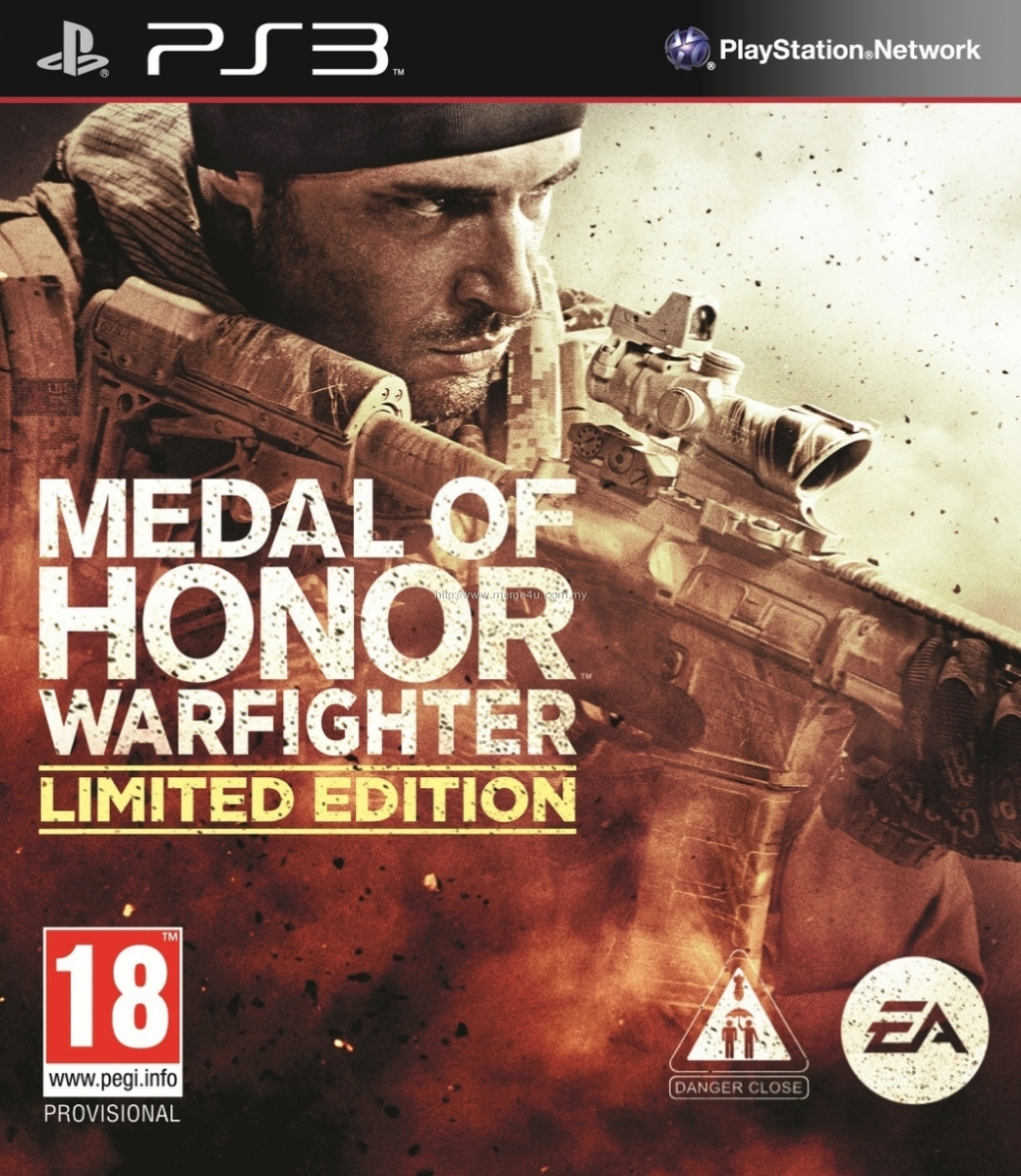 Medal of Honor: Warfighter Limited Edition (���)