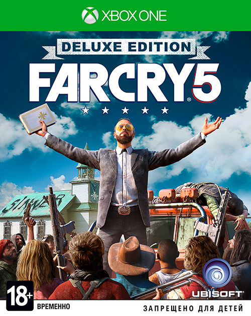 Far Cry 5 Deluxe Edition (Рус)