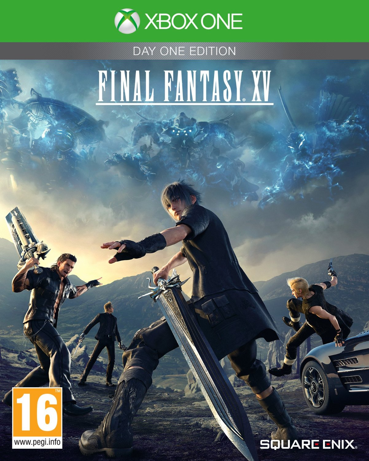 Final Fantasy XV. Day One Edition (Рус)