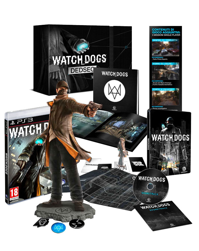 Watch Dogs. DedSec Edition (Рус)