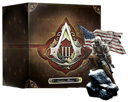 Assassin's Creed III Freedom Edition  (Рус.)