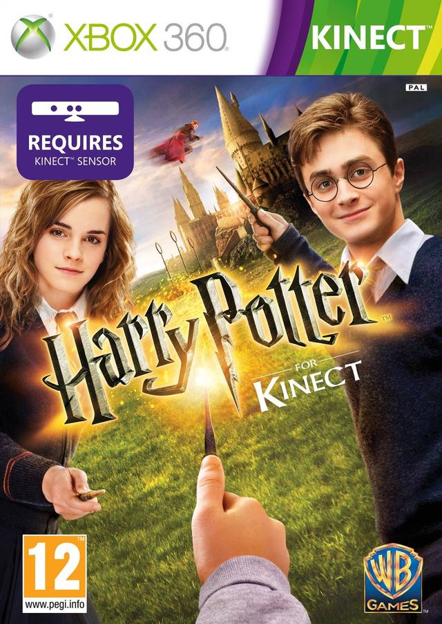 Harry Potter for Kinect  (для Kinect)