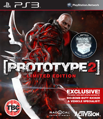 Prototype 2 Limited Edition