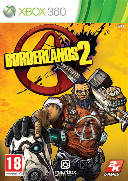 Borderlands 2 Premiere Club Edition