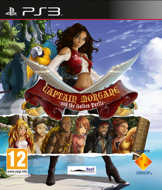 Captain Morgane and the Golden Turtle (поддерживает PS Move)
