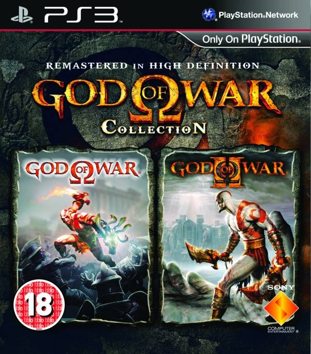 God of War Collection (Рус)
