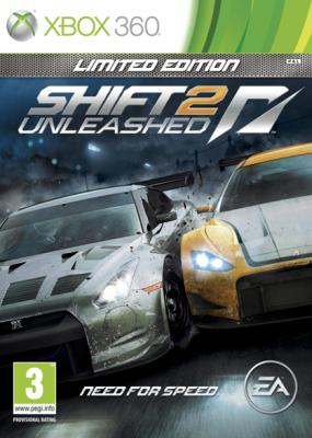 Need for Speed Shift 2 Unleashed Limited Edition (���)
