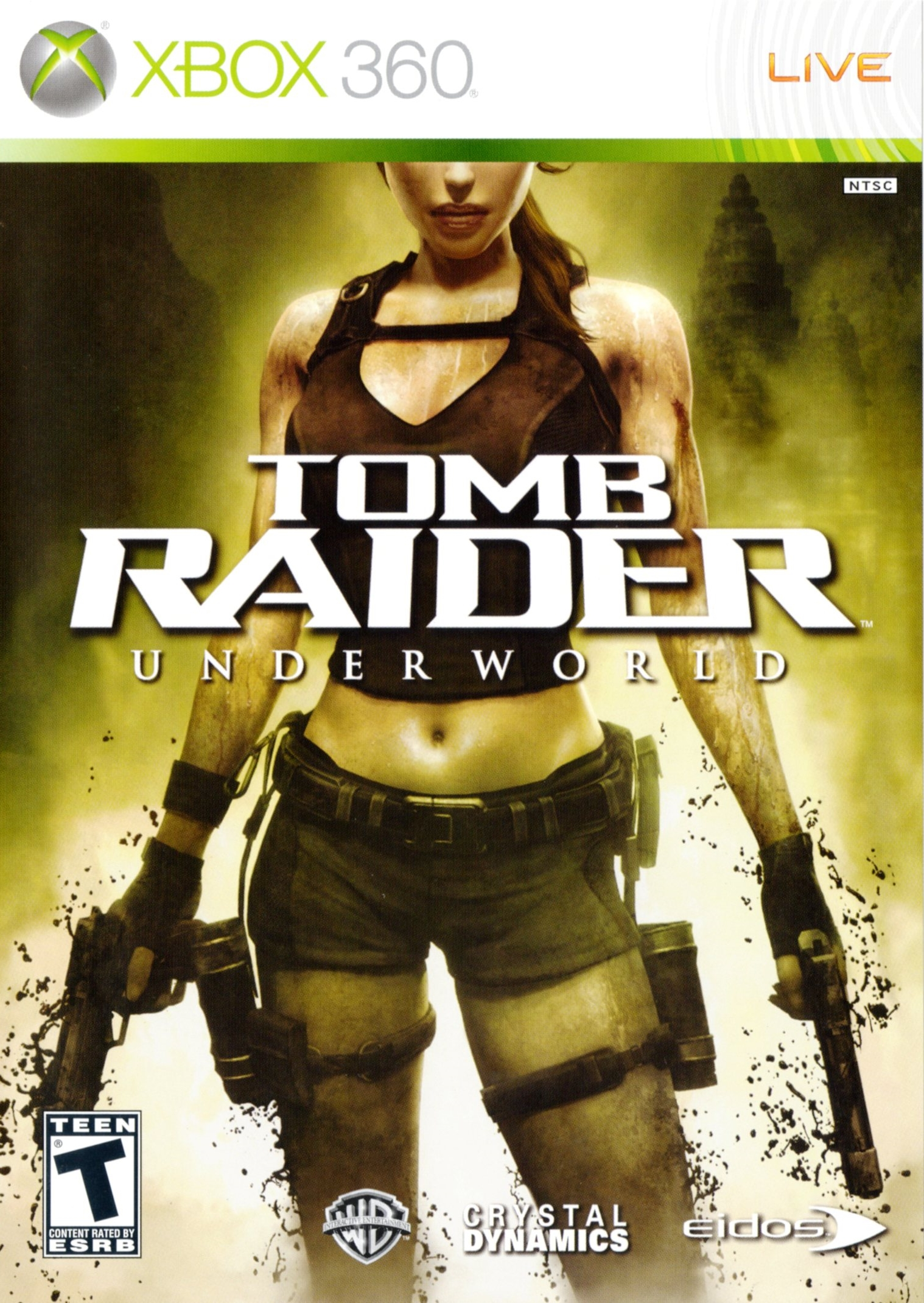 Tomb Raider: Underworld Limited Edition