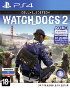 Watch Dogs 2. Deluxe Edition (Рус)