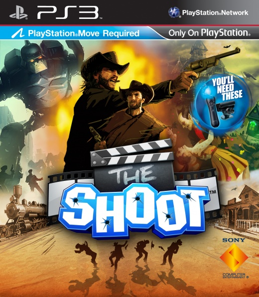 The Shoot (для PS Move)