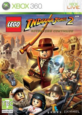 LEGO Indiana Jones 2: The Adventure Continues (������� ����� 2: ����������� ������������)