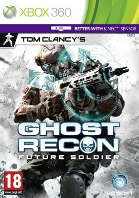 Tom Clancy's Ghost Recon Future Soldier Singnature Edition (Рус)