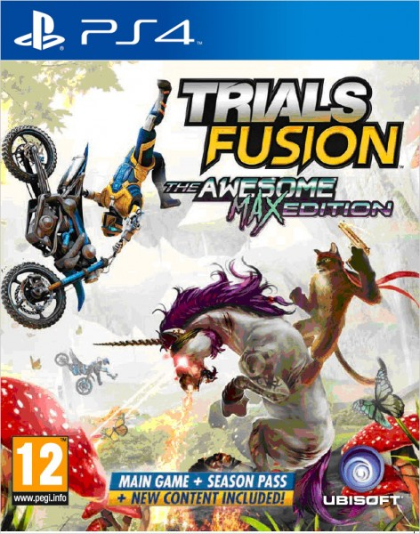 Trials Fusion: The Awesome. Max Edition (Рус)