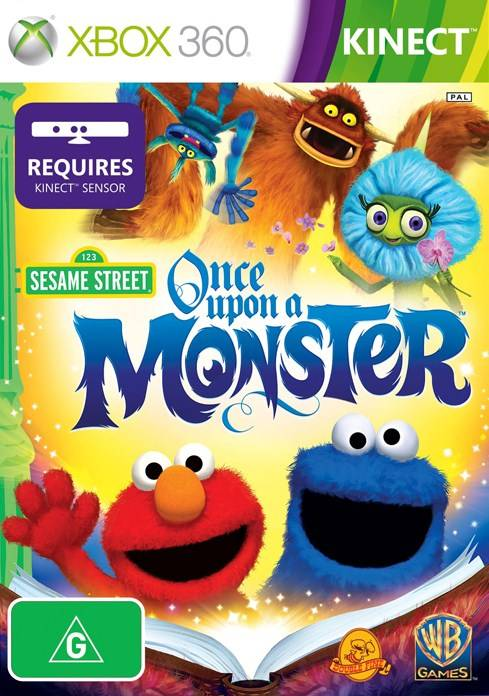 Sesame Street: Once Upon a Monster (для Kinect)