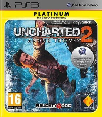 Uncharted 2: Among Thieves Platinum