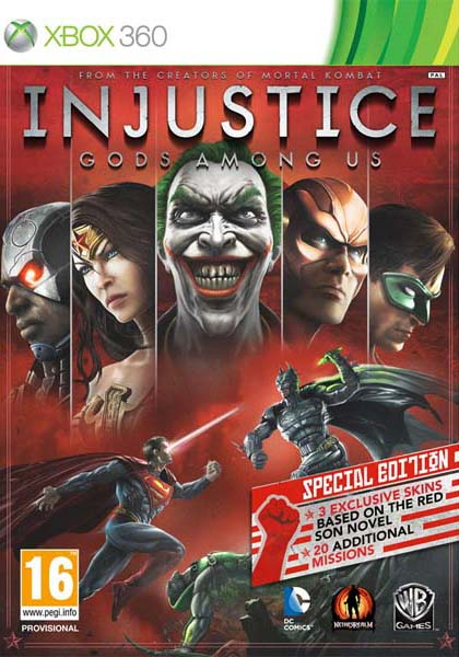 Injustice: Gods Among Us Soviet Edition (Рус)