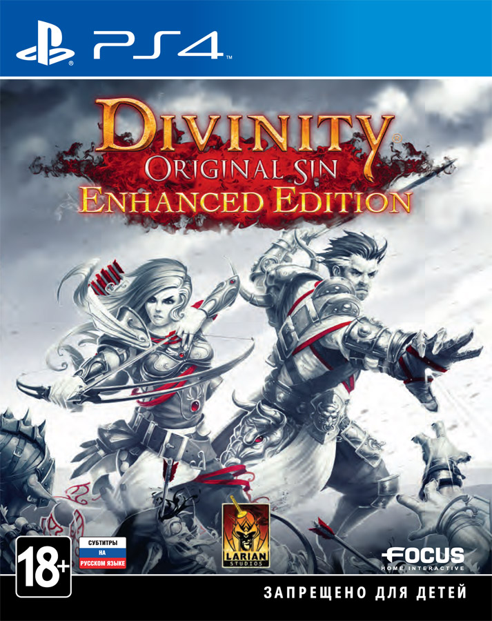 Divinity. Original Sin: Enhanced Edition (Рус)