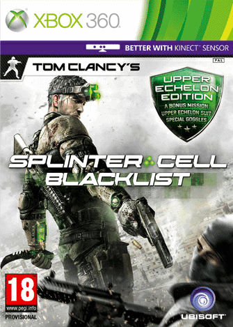 Tom Clancy's Splinter Cell  Blacklist Upper Echelon Edition (Рус)
